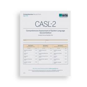 CASL-2 Comprehensive Form (Pack of 10)