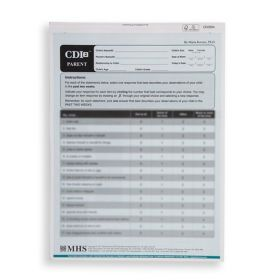 CDI 2 Parent Form (Pack of 25)