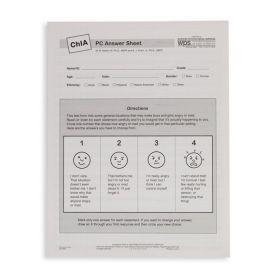 ChIA PC Answer Sheet (Pad of 100)
