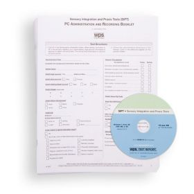 SIPT 10-Use CD Scoring Package