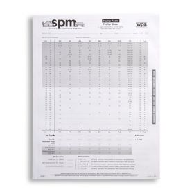 SPM Home AutoScore™ Print Form (Pack of 25)