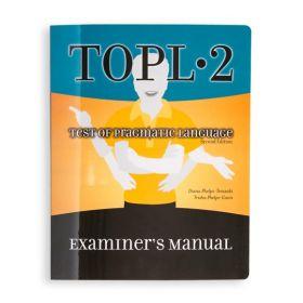 TOPL-2 Manual