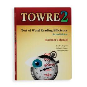 TOWRE-2 Manual