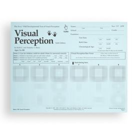 Beery VMI Supplementary Visual Test, Sixth Edition (Pack of 25)