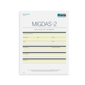 MIGDAS-2 Teacher Questionnaire (Pack of 5)