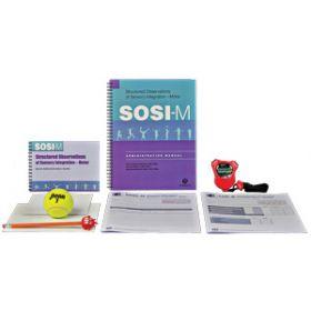 (SOSI-M) Structured Observations of Sensory Integration -Motor
