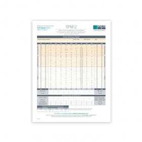 SPM-2 Adolescent Self-Report Print Form (Pack of 25)