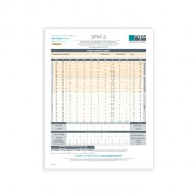 SPM-2 Spanish Adolescent Self-Report Print Form (Pack of 25)