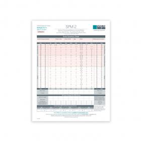 SPM-2 Spanish Child School Print Form (Pack of 25)