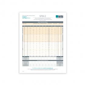 SPM-2 Infant/Toddler Caregiver Self-Report Print Form (Pack of 25)