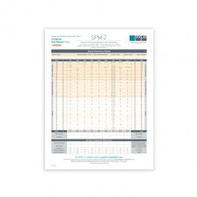 SPM-2 Spanish Infant/Toddler Caregiver Self-Report Print Form (Pack of 25)