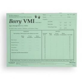 Beery VMI Long Form Test, Sixth Edition (Pack of 100)